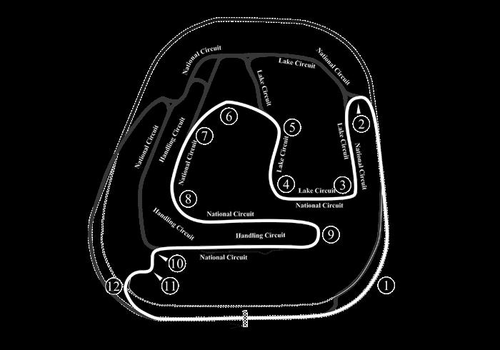 Rockingham Raceway